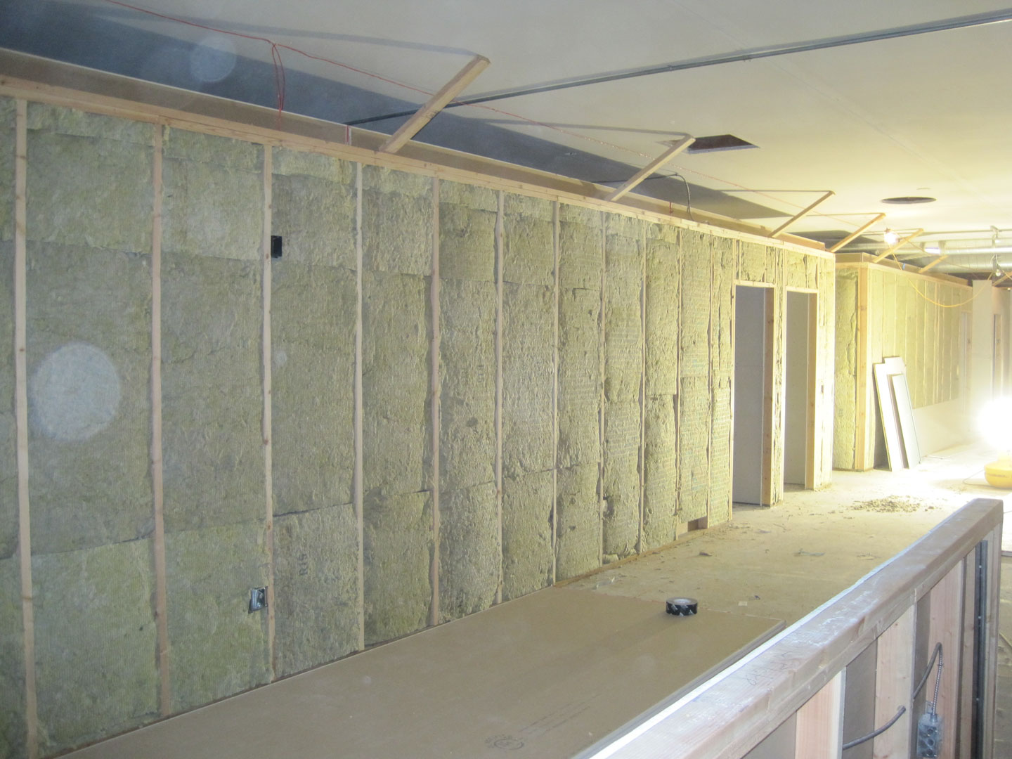 Projects Gallery James Building Premium Insulation